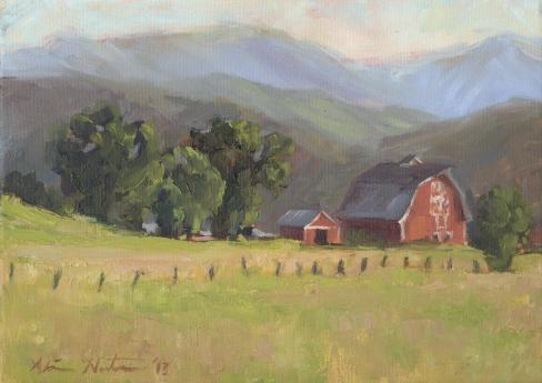 Spring Gulch Barn, Sold