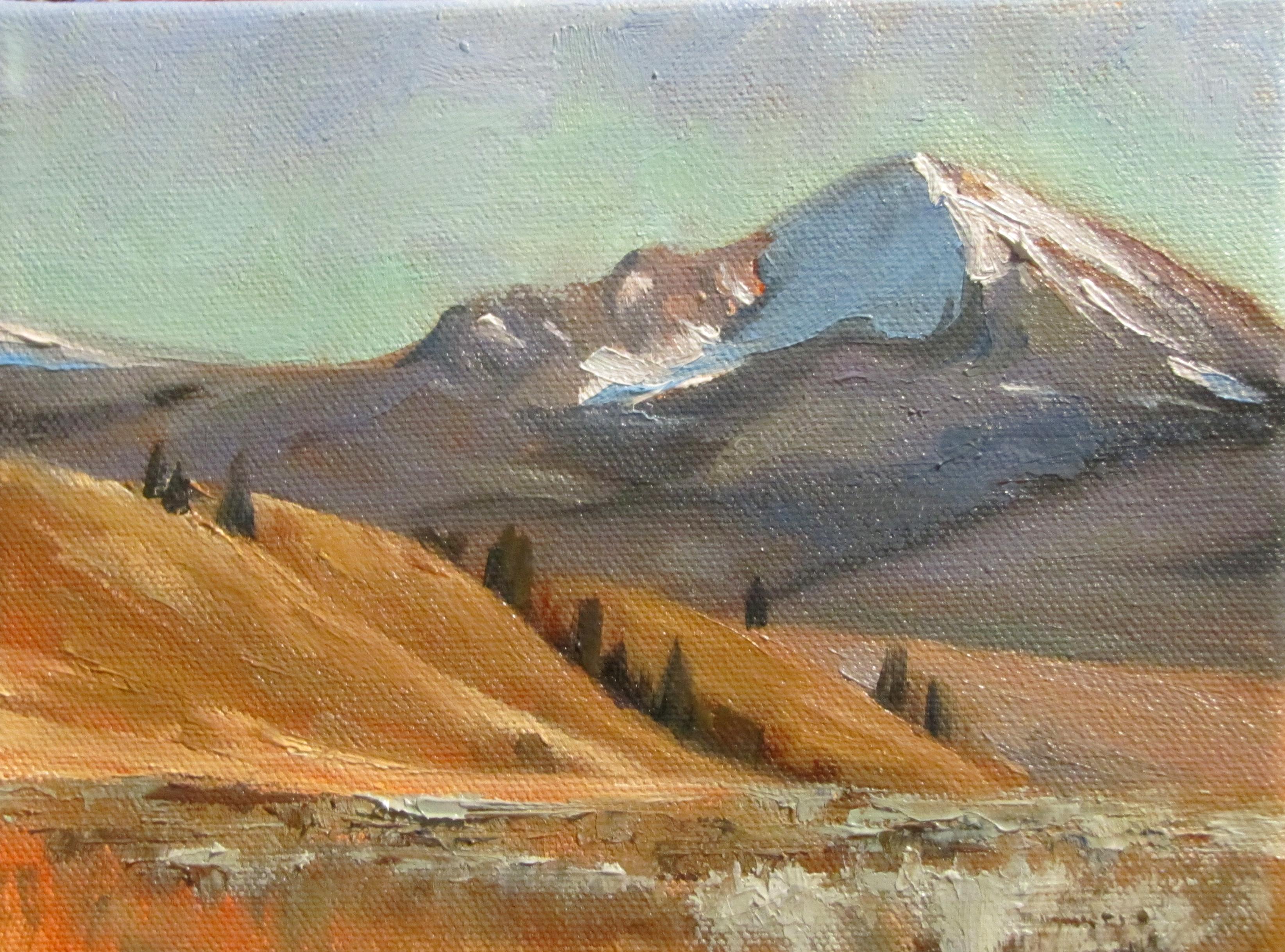 Jackson Peak October