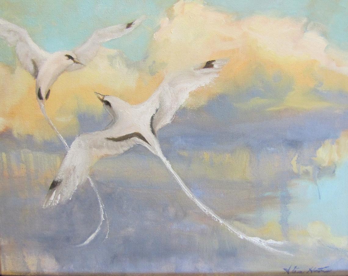 More Lele Birds